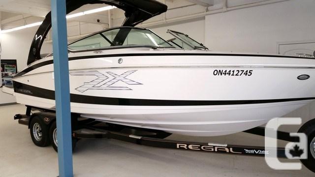$89,900 2015 Regal 2500 Boat for Sale