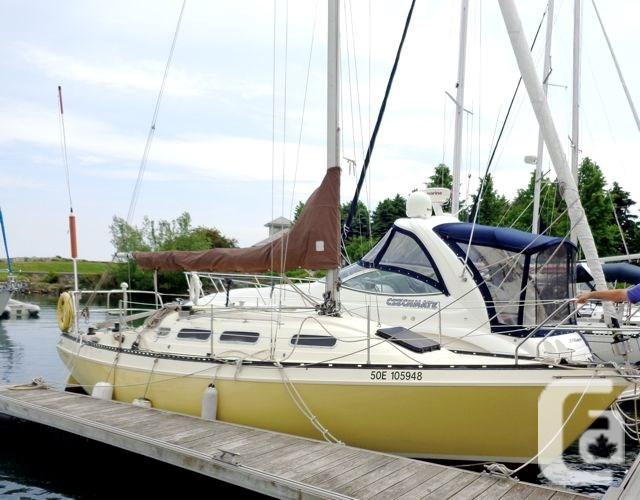 $9,000 1979 Canadian Sailcraft CS 27 Boat for Sale