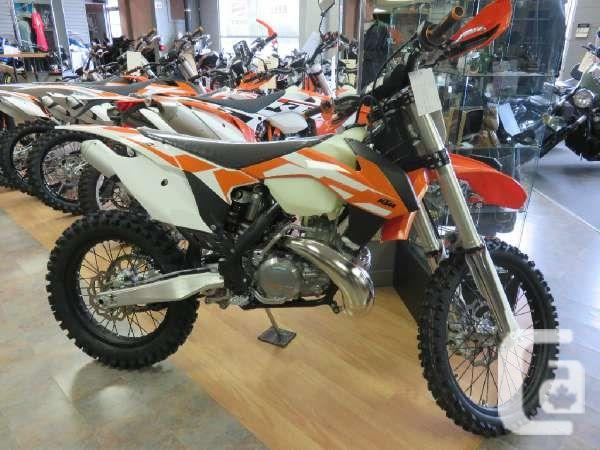 $9,160 2016 KTM 250 XC Motorcycle for Sale