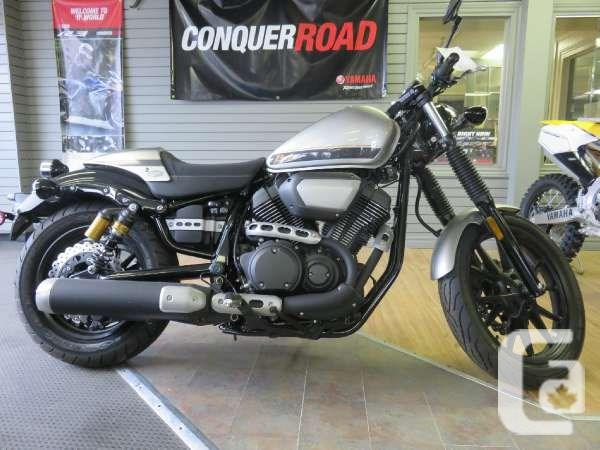 $9,493 2015 Yamaha Bolt C-Spec Motorcycle for Sale