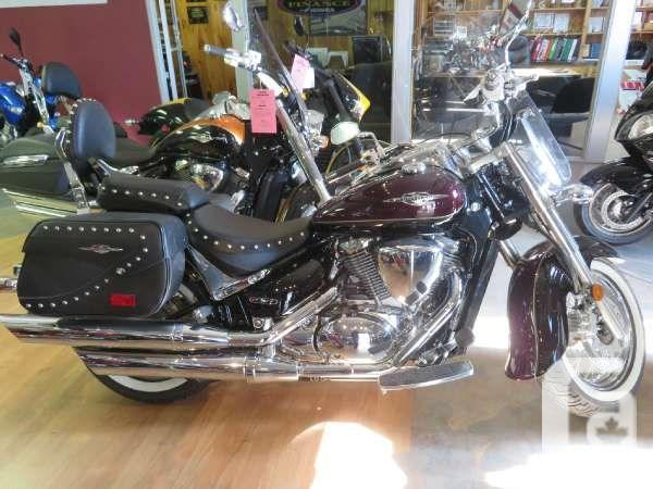 $9,499 2015 Suzuki Boulevard C50T Motorcycle for Sale
