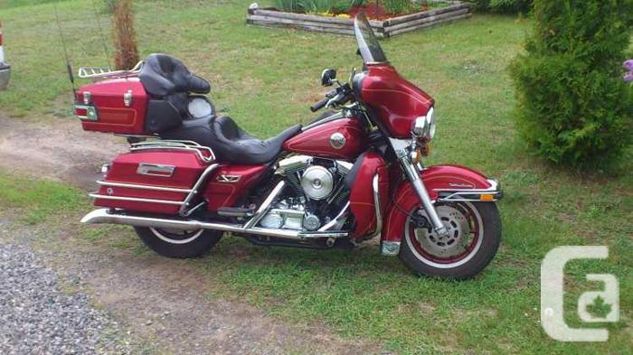 $9,500 Harley Davidson Ultra Classic