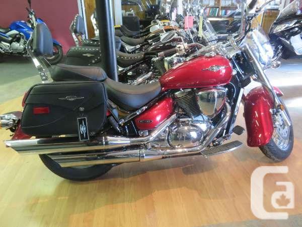$9,599 2015 Suzuki Boulevard C50SE Motorcycle for Sale