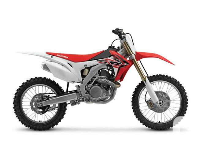 $9,599 2016 Honda CRF450R Motorcycle for Sale