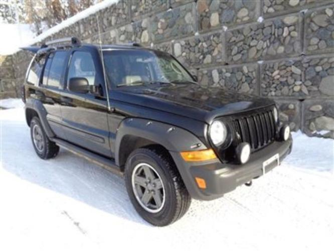 $9,864 Used 2005 Jeep Liberty Renegade