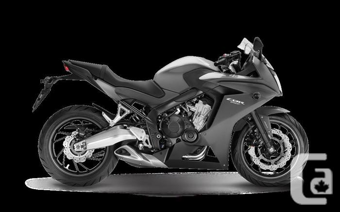 $9,899 2016 Honda CBR650F Motorcycle for Sale