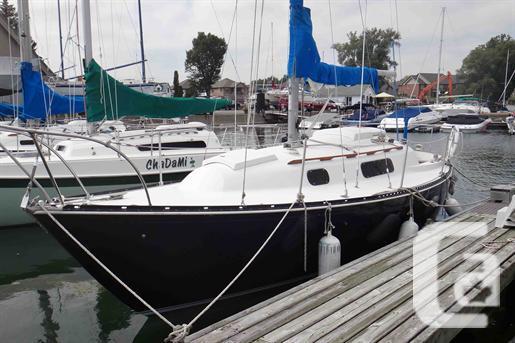 $9,900 1974 C&C 27 MkII Sloop Boat for Sale