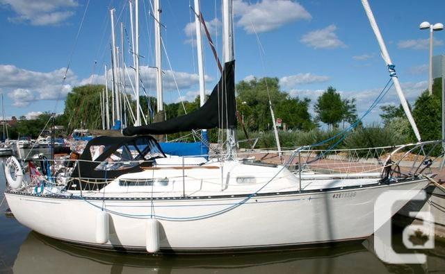 $9,900 1976 C&C C&C 26 Boat for Sale