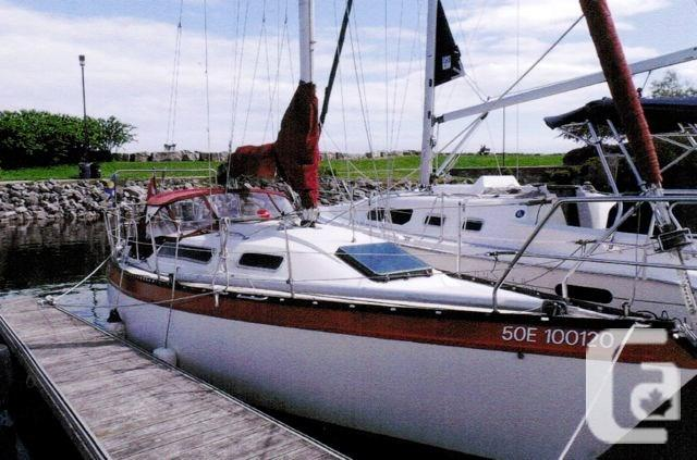 $9,900 1976 CS Yachts CS 27 Boat for Sale