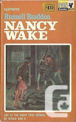 $9.95 Nancy Wake by Russell Braddon