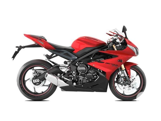 $9,995 2015 Triumph Daytona 675 ABS Motorcycle for Sale
