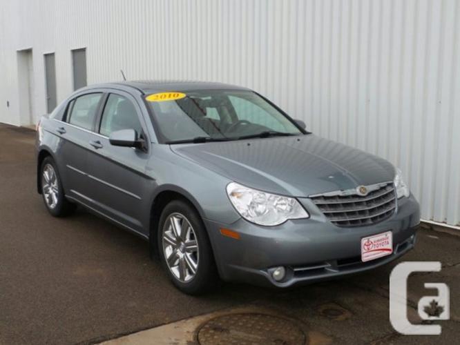 $9,995 Used 2010 Chrysler Sebring Touring