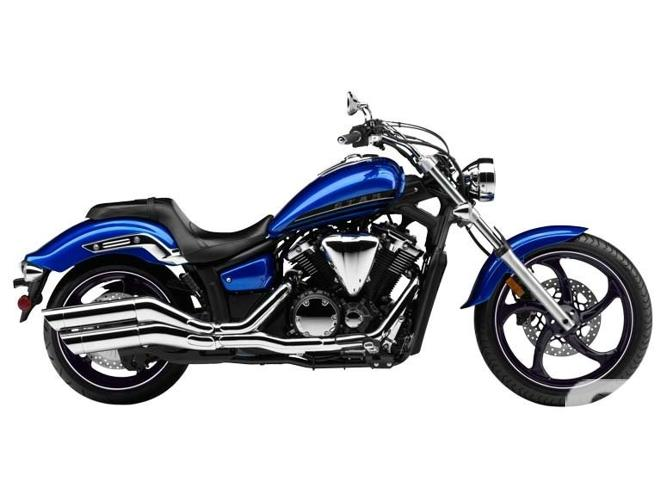 $9,999 2014 Yamaha Stryker Motorcycle for Sale