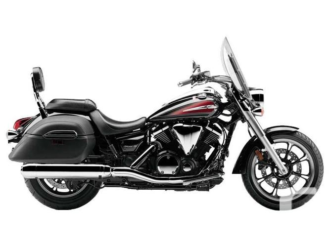 $9,999 2014 Yamaha V Star 950 Tourer Motorcycle for