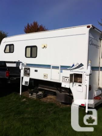 9 ft Adventurer(Slumber Queen) camper for sale - $9500