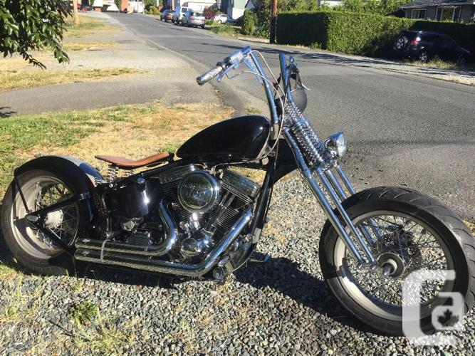 91 Harley Davisdon Softail Custom Chopper for sale in