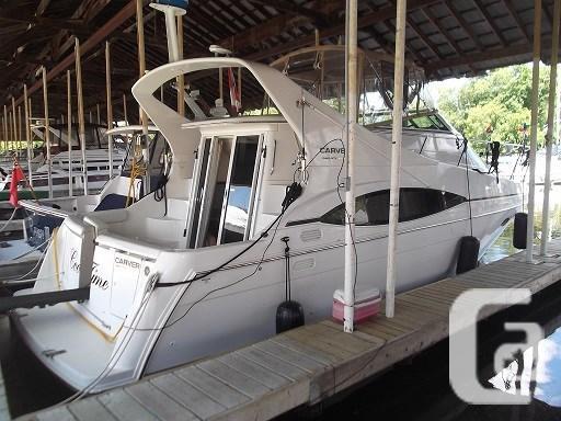 $98,900 2001 CARVER CARVER 350 MARINER Boat for Sale