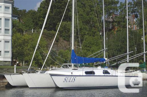 $99,000 2006 Norm Cross 48 Custom Trimaran Boat for