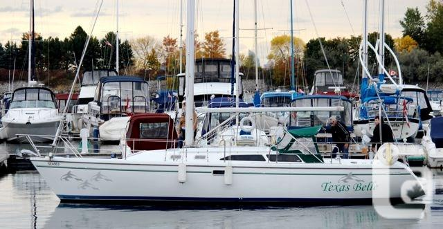 $99,999 1999 Catalina Yachts Inc. Catalina 36 Mkll Boat