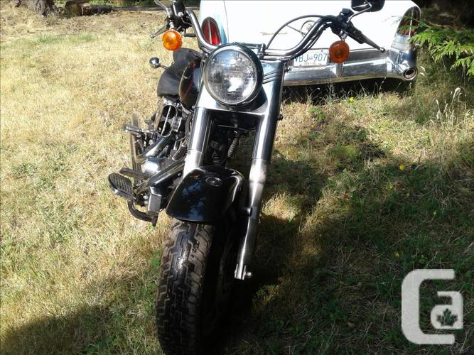 99 HD Fatboy For Sale In Malahat British Columbia Classifieds