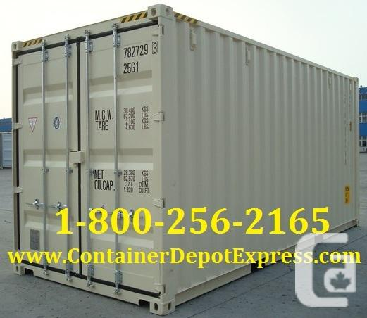 New Or Used Steel Storage Container For Rent Or Sale For Sale In Toronto Ontario Classifieds