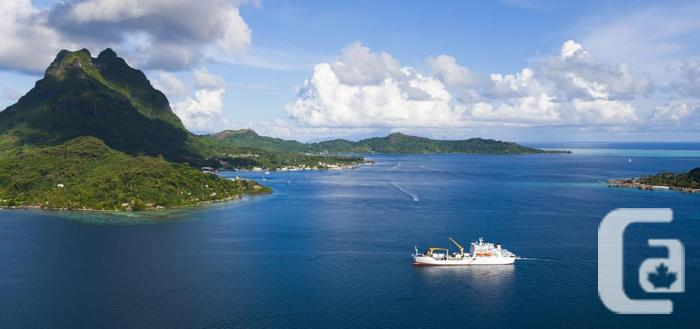 Aboard and take It Easy the Gauguin Cruises!