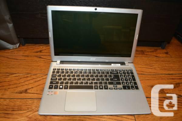 Acer Aspire V5-551-8401 Notebook AMD quad 1.60GHz4GB