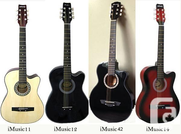 Acoustic Guitar Brand New ; Free Shipping - $85