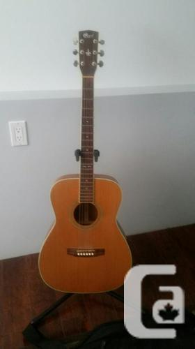 Acoustic Guitar Cort Earth 200 GC/Accessories