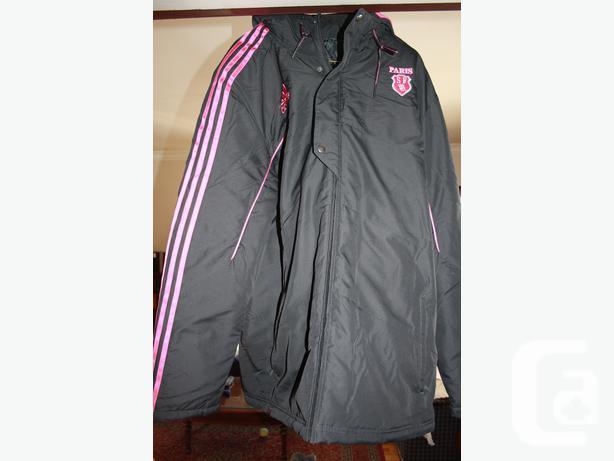 Adidas Full Length Stadium Jacket