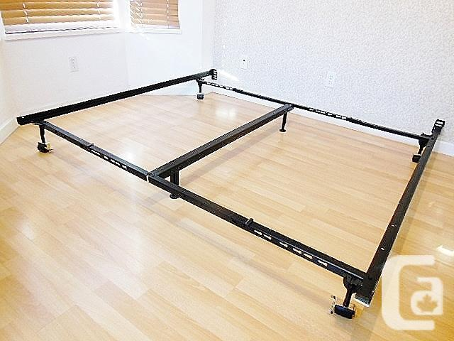 Adjustable Metal Bed Frame - Twin to King