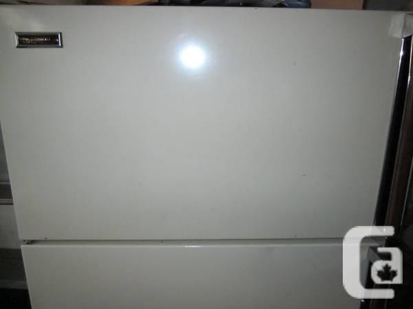 Admiral Double door refrigirator - $100
