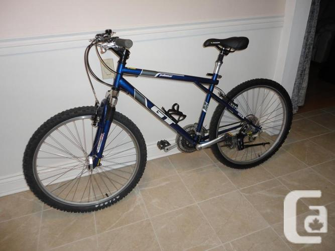 Adult GT 21 Speed Mountain Bike With front Suspension!