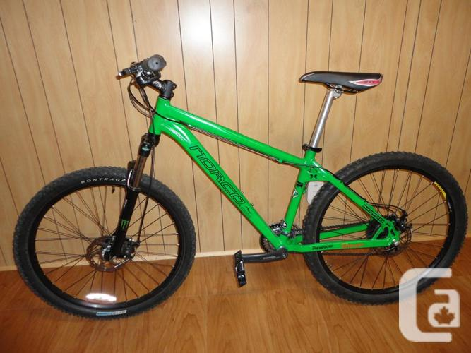 Adult Size NORCO Havoc Mountain Bike With Front