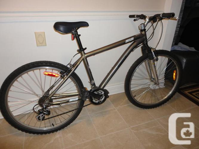 Adult Size REEBOK 21 Speed Mountain Bike With Front