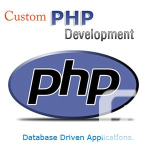 Advanced back-end Systems, Custom PHP Development, Data