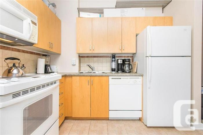 Affordable 1 bedroom condo in heart of Byward Market