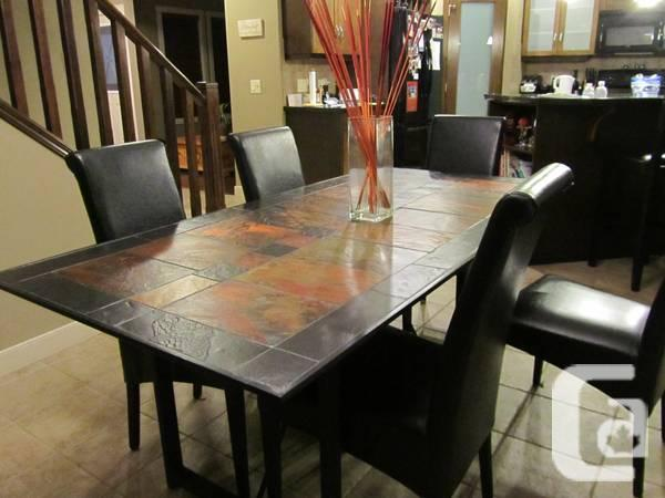 African Slate Tables Dining Table Coffee Table Amp 2 Side