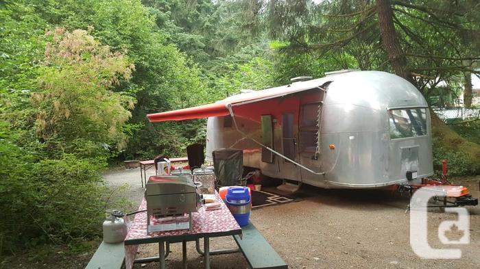 Airstream For Sale Bc >> Airstream Landyatch 1962 In Nanaimo British Columbia For Sale