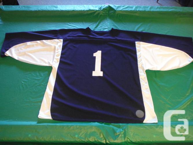 AK Goalie Jersey