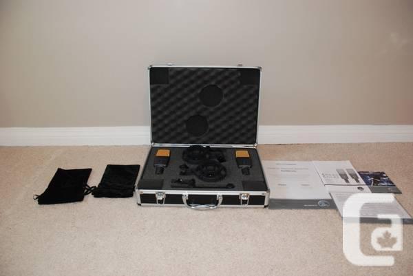 AKG C414 XL II Stereo Microphone Set - $2350