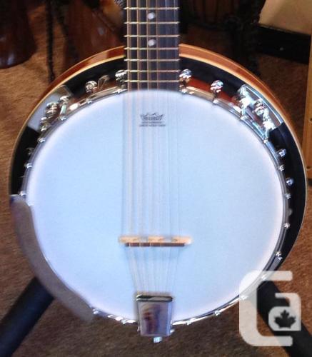 Alabama 6 String Guitar Banjo NEW @ Duncan Music
