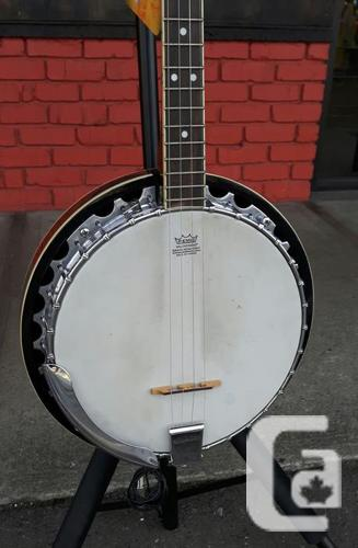 Alabama Tenor Banjo with Pickup