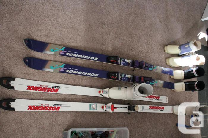 Alpine skis for sale
