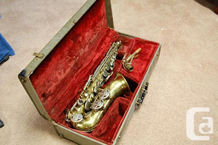 Alto Saxophone - rev DEB - quality sax that is pro