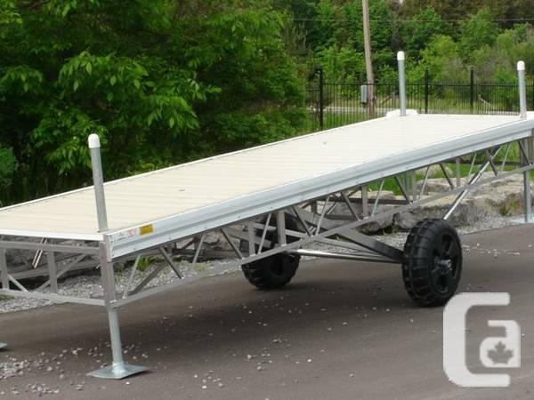 Alum Boat Moving Flying Fixed