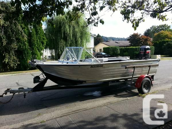 Aluminum Boats For Sale Bc >> Aluminum Jet Boat 7500 In Agassiz British Columbia For Sale