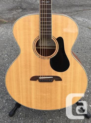 Alvarez Baritone Acoustic Guitar