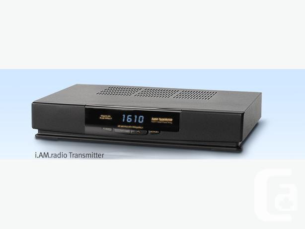 AM Radio Transmitter 100.00