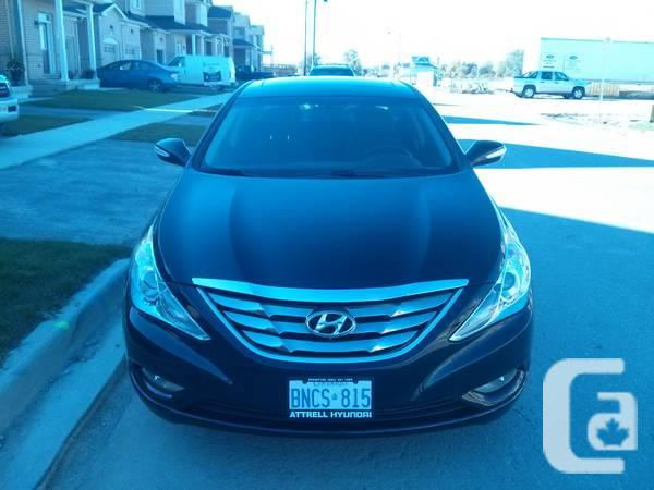 Amazing 2012 Hyundai Sonata 2.0 Turbo Sedan - $20000